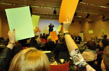 Konferencja Człowiek najlepsza inwestycja - zajęcia warsztatowe