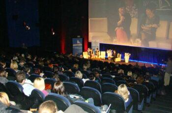 Uczestnicy konferencji Drabiny do pierwszego nieba (2011)