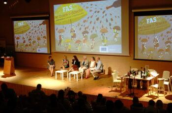 Konferencja FAS - w trosce o dziecko (2016) debata panelowa