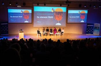 Konferencja Za sterami FASD (2019) - debata panelowa