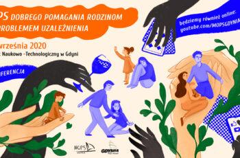 Strona tytułowa czwartej edycji konferencji zorganizowanej w wersji on-line (2020)