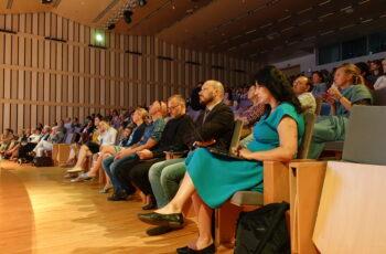 Uczestnicy konferencji FAS - w trosce o dziecko (2016).