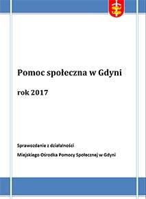 Pomoc społeczna w Gdyni – sprawozdanie z działalności MOPS za rok 2017