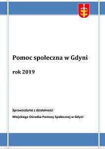 Pomoc społeczna w Gdyni – sprawozdanie z działalności MOPS za rok 2019