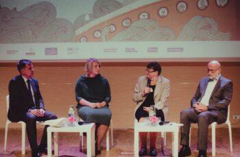 Konferencja Międzypokoleniowe miasto - wyzwania demografii i szanse na zrównoważony rozwój. Debata panelowa