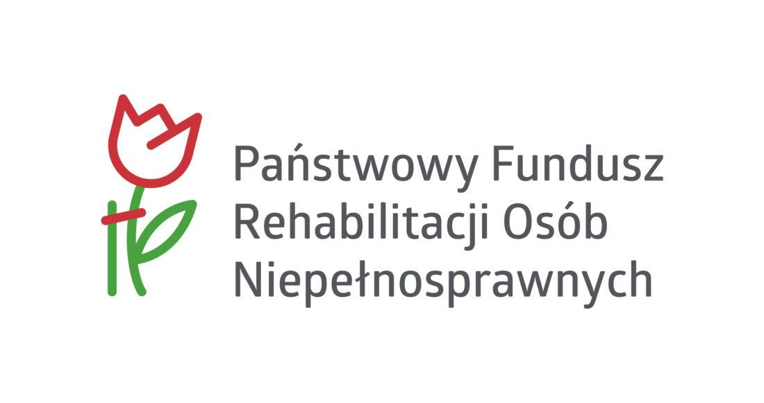 Zdjęcie: Logo Państwowego Funduszu Rehabilitacji Osób Niepełnosprawnych