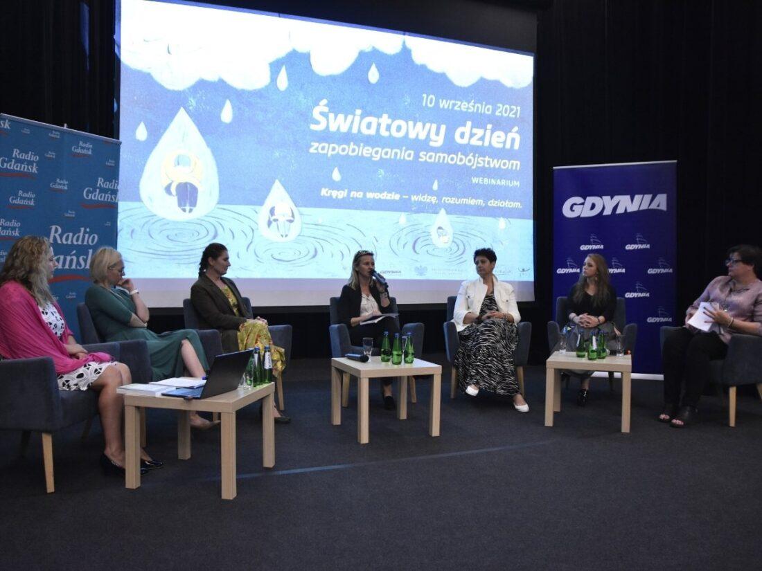 Zdjęcie: Panel dyskusyjny z udziałem specjalistów