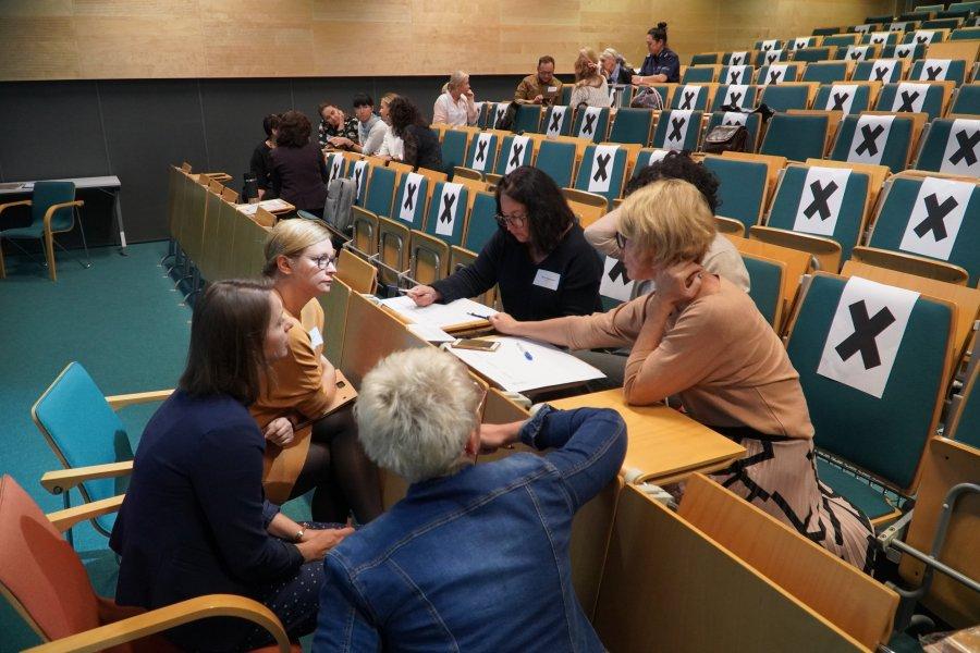 Zdjęcie: Spotkanie Gdyńskiej Koalicji na Rzecz Profilaktyki Uzależnień